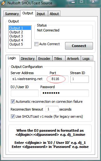 shoutcast source dsp v1.9.0